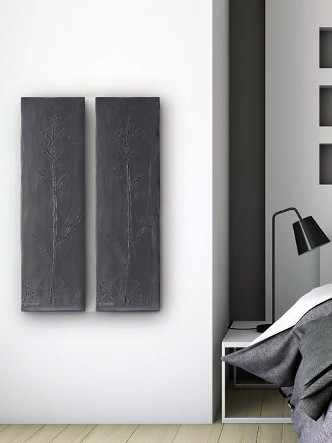 Radiators Electric Designer Wall Mounted Stone Art