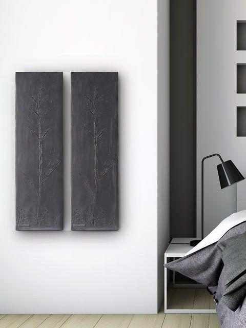 radiators electric, designer radiators, wall mounted radiators, stone radiators, art radiators
