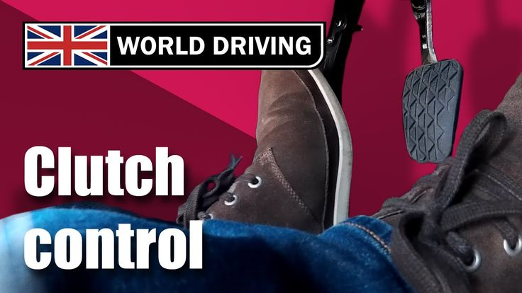 Clutch control is one of the hardest parts to master for most people when they're learning to drive a manual/stick shift car. You'll feel at one with the car once you've mastered it though and in complete control of the car at slow speeds.