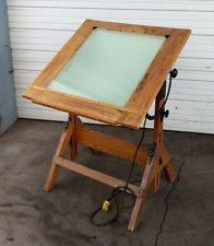 1000 Images About Vintage Drafting Tables On Pinterest
