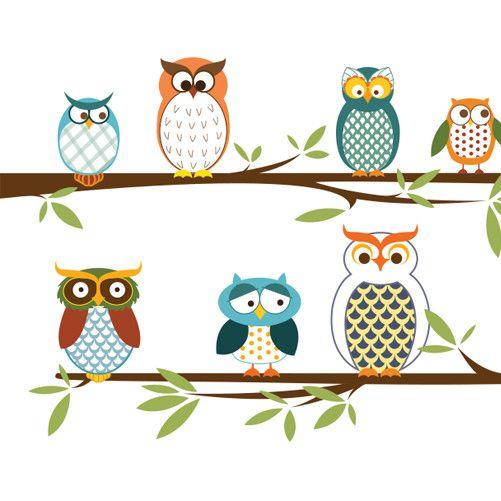 owl illustration by Joni Stringfield