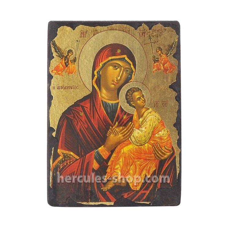 Virgin Mary amolintos