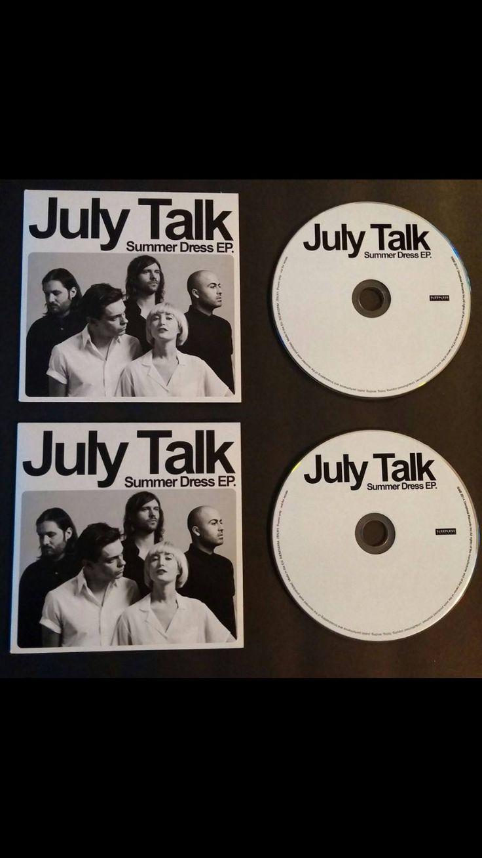 Summer dress july talk the band