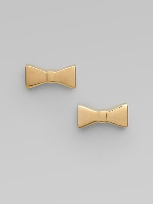 bow stud earrings from marc jacobs $26.60