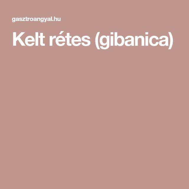 Kelt rétes (gibanica)