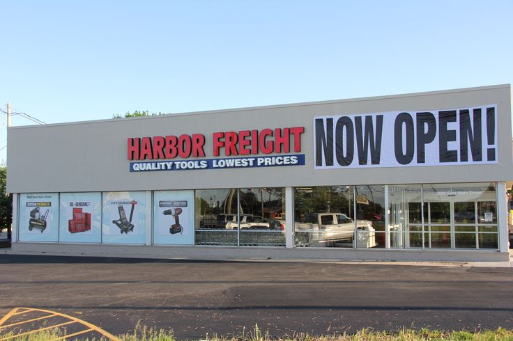 Harbor Freight Tools Store #573 Plainfield, Indiana #HarborFreight #HFT