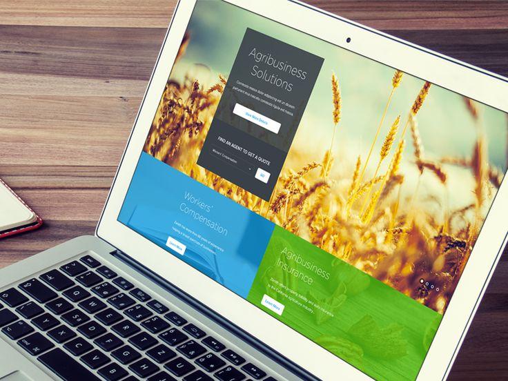 Landing page Original: http://ift.tt/1mEzWWb