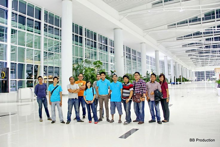 SkyScaperCity Balikpapan Community at the Sepinggan International Airport Balikpapan