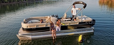 Lowe Pontoon Boats SS230 Super Sport