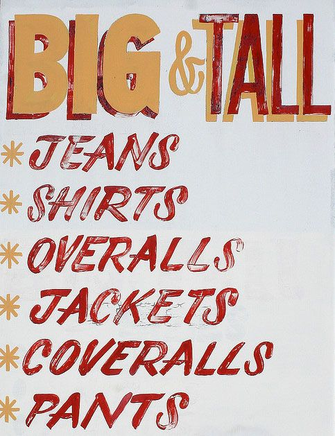 Big Guys Need Clothes Too: Online Stores with Big and Tall or Extended Sizes (#bradsdeals)