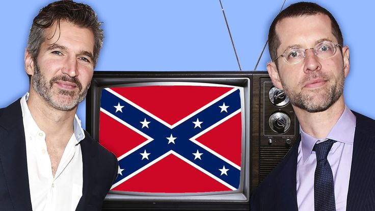 The upcoming HBO series 'Confederate,' from David Benioff and D.B. Weiss, will depict an alternate history where the South won and slavery is 'a modern institution.' Ugh.