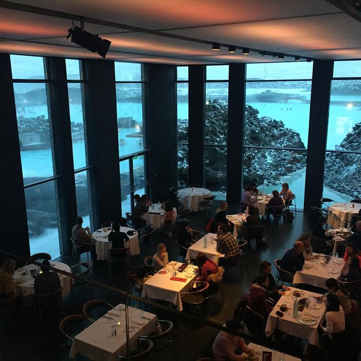 LAVA Restaurant welcomes you. #BlueLagoon #Iceland - Photo by @rmiller0509