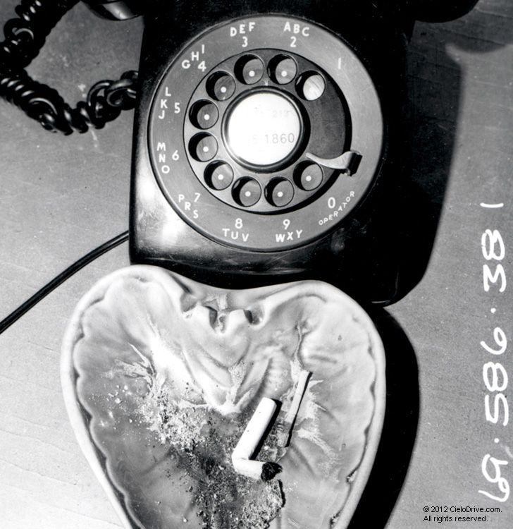 Single Cigarette | Charles Manson Family and Sharon Tate-Labianca Murders | Cielodrive.com