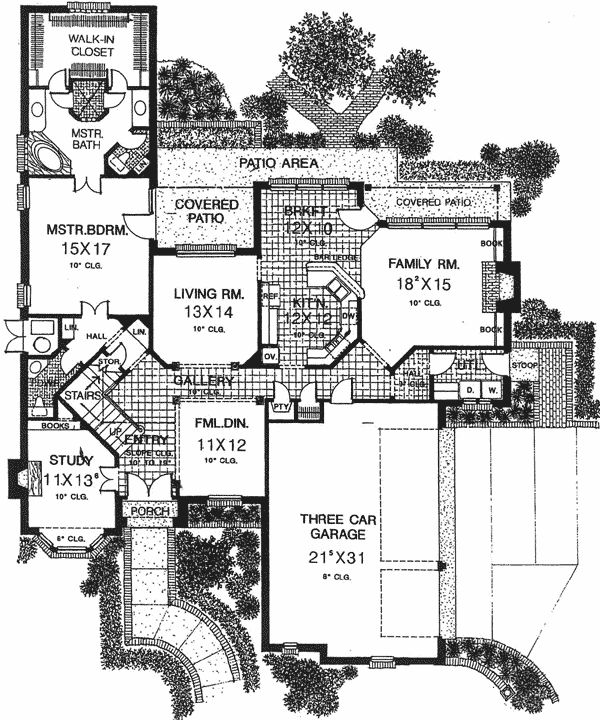 139 best House plans images on Pinterest | Country house plans ...