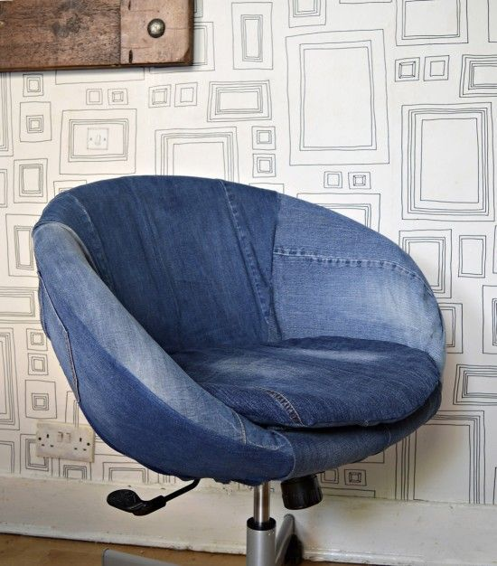 17 best images about jeans upcycling on pinterest sweater refashion forever love and tutorials. Black Bedroom Furniture Sets. Home Design Ideas