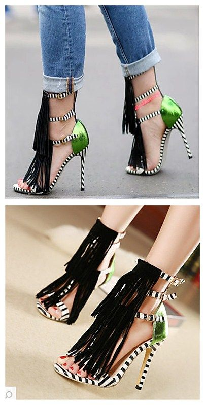 Black Shoes Stiletto