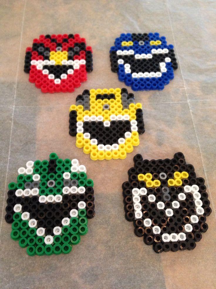 RPM Power Rangers