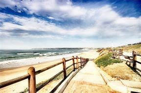 When you volunteer with Via Volunteers, you will have the chance to see how beautiful South Africa is!  Hartenbos Beach