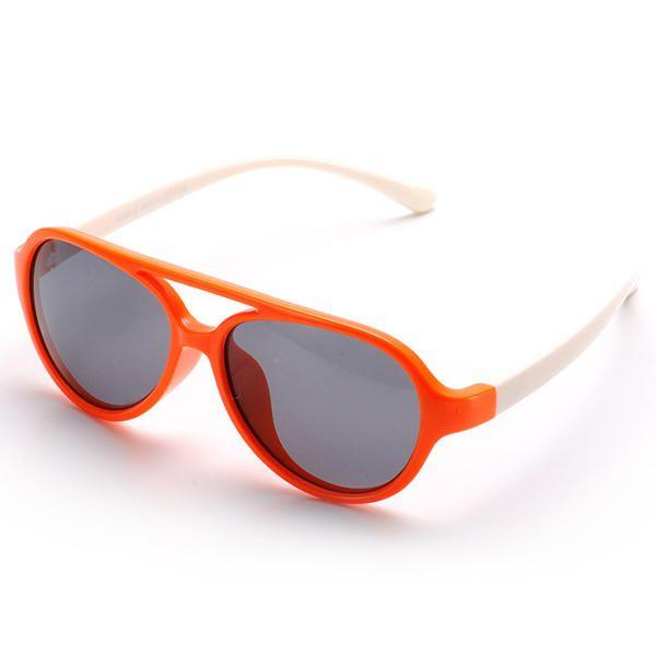 Children Vintage Anti-UV Sunglasses Summer Outdoor Sports Sunscreen Polarized Eyewear at Banggood