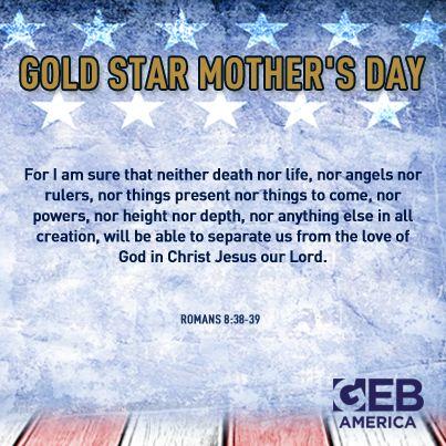 Gold Star Mother 39 s Day Patriotism
