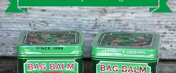 20 Reasons Why I Store Bag Balm - Food Storage MomsFood Storage Moms