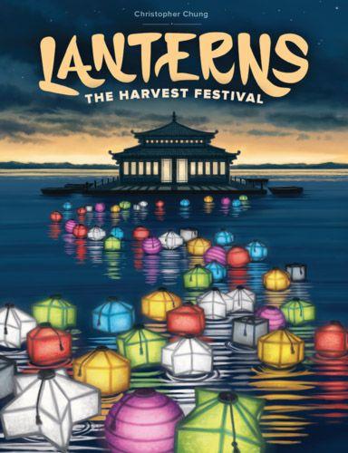 Retrospelbutiken.se - Lanterns Harvest Festival (Brädspel)