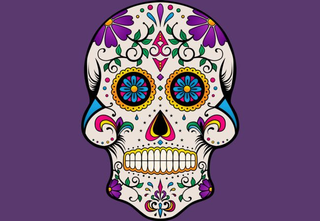 http://www.designbyhumans.com/shop/t-shirt/ornamental-sugar-skull/155966/   #skull #sugarskull #calavera #psychedelic #colourful #ornamental #floral #DBH #designbyhumans #phonecase #design #clothing #fashion #Tees #shirts #Tshirts #hoodies #tanktops #phonecases #art #design #trending #DesignByHuman