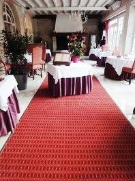 Collection Harlequin wilton Moquette anglaise haut de gamme tissage wilton - 100% pure laine - 6 coloris - Collection de stock - 4.00m de large