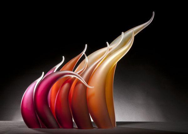 Artist a day: Rick Eggert; Art Form: Sculpture; Country: USA