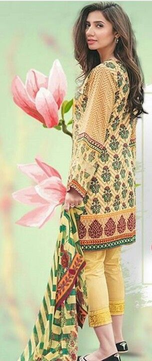 #Alkaram Lawn Collection Launching 8th April #MahiraKhan #Alkaram #Lawn2017 #SpringCollectionVol2