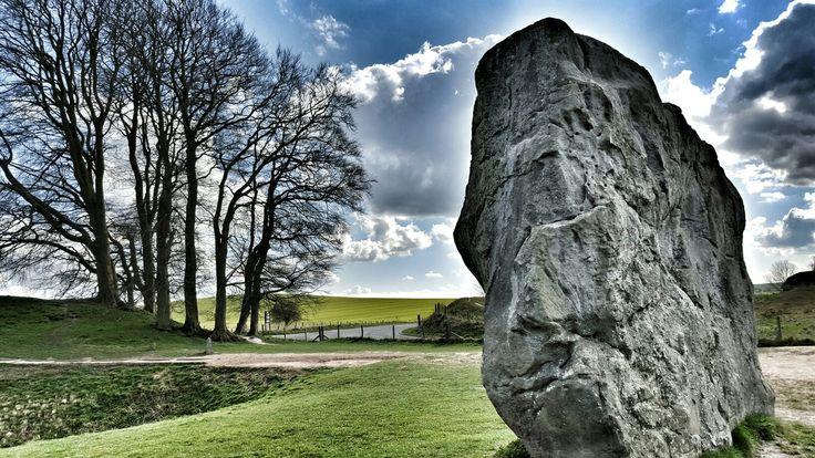 Avebury. Wiltshire.