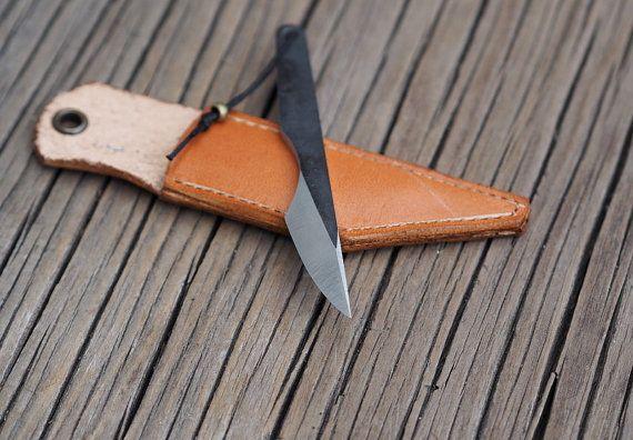 Kiridashi couteau, couteau, couteau de cou, edc couteau de sculpture | kiridashi | japanese blade | lame japonaise | couteau japonais | knife
