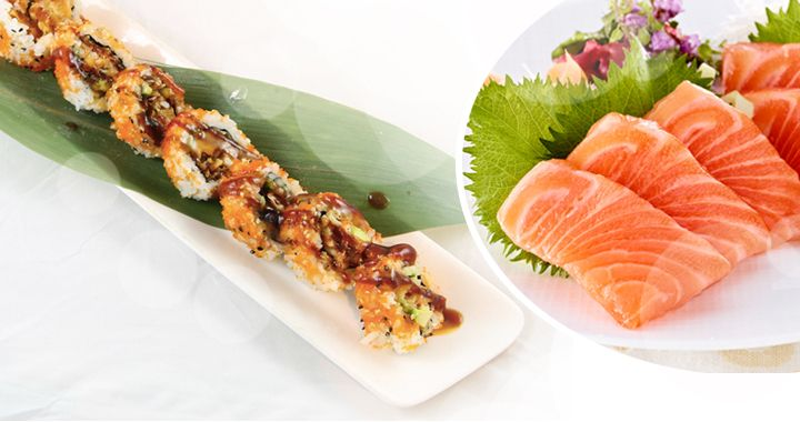 All You Can Eat (AYCE) Sushi is one of our favorite things here at DF. We took some time to give our advice on how to do it right. #AllYouCanEat #Food #Japanese #Sushi