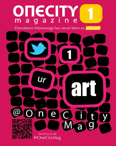 #OneCityMag Art Submission Digital Poster