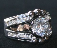 Bob Berg Custom Rings