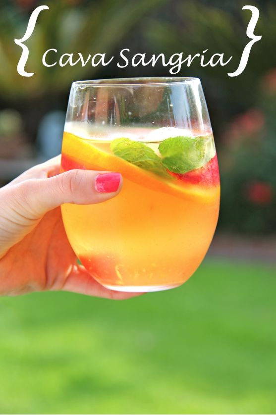 One of the best discoveries of our trip to Spain. Sangria and cava are a match made in heaven. The presentation on this article was particularly well done.