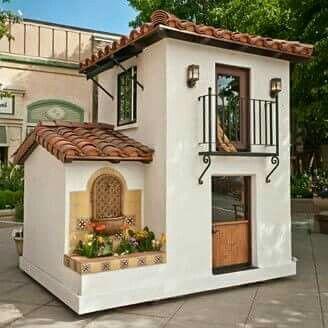 Casa de madera para ni os casa de juegos para ni as - Casas de madera para ninos ...