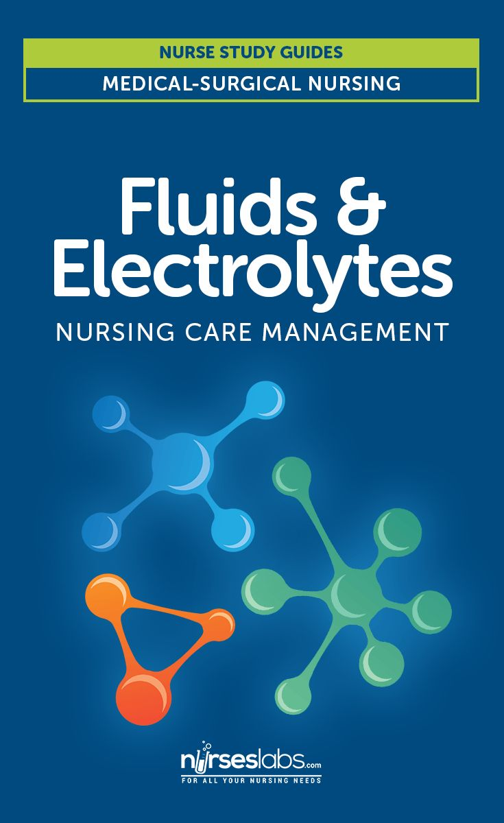 fluid and electrolyte case studies for nursing students Case study: postoperactive fluid and electrolyte balance urea and electrolytes menu home back home  entries are now open for the student nursing times awards 2019 – the only awards celebrating student nurses and nurse education across the uk  maintaining an accurate fluid and electrolyte balance 7 june, 2001.
