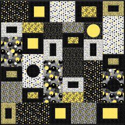 Best 25+ Black quilt ideas on Pinterest | Black and white quilts ... : black and white quilt kits - Adamdwight.com