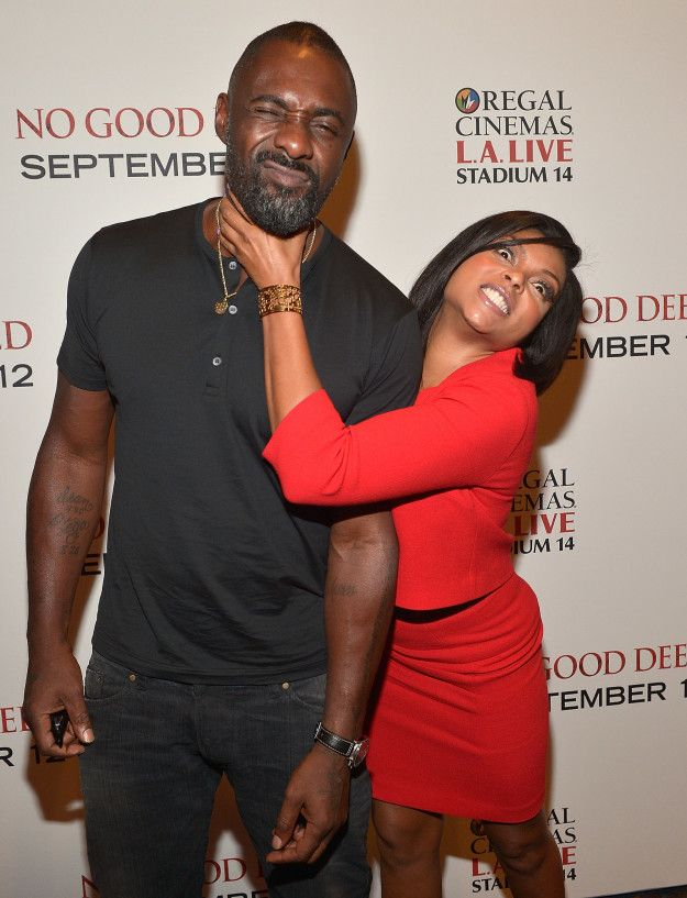 It's almost anger-inducing. | 27 Idris Elba Pictures To Help You Get Through The Day