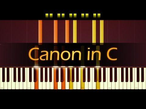 (5) Canon in C - Johann Pachelbel - Full Speed - YouTube