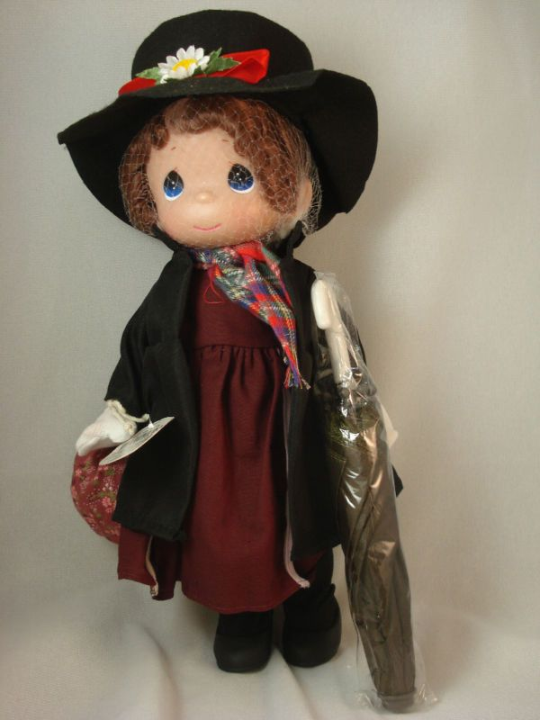 Mary Poppins Chim Cha Roo Doll Disney Parks Precious Moments 5316 Signed Preciousmoments Dolls Pinterest