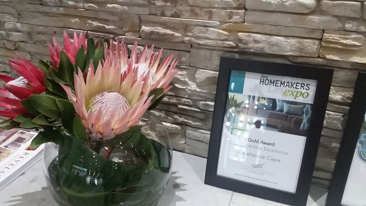 Our stand won a gold for exhibition excellence at the Homemakers show 2016.