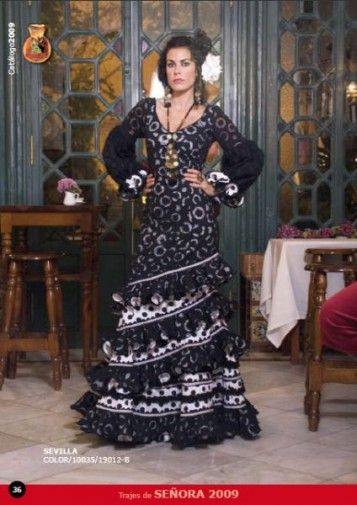 Flamenco style dresses uk only