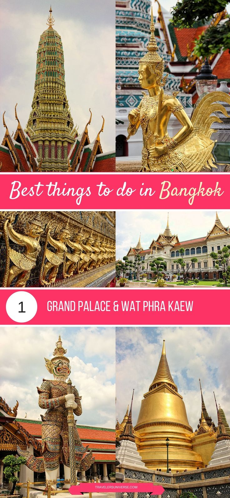 Incredible Things to Do In Bangkok That Will Keep You Coming Back