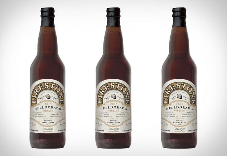 Firestone Walker Helldorado: Bottled Deliciousness