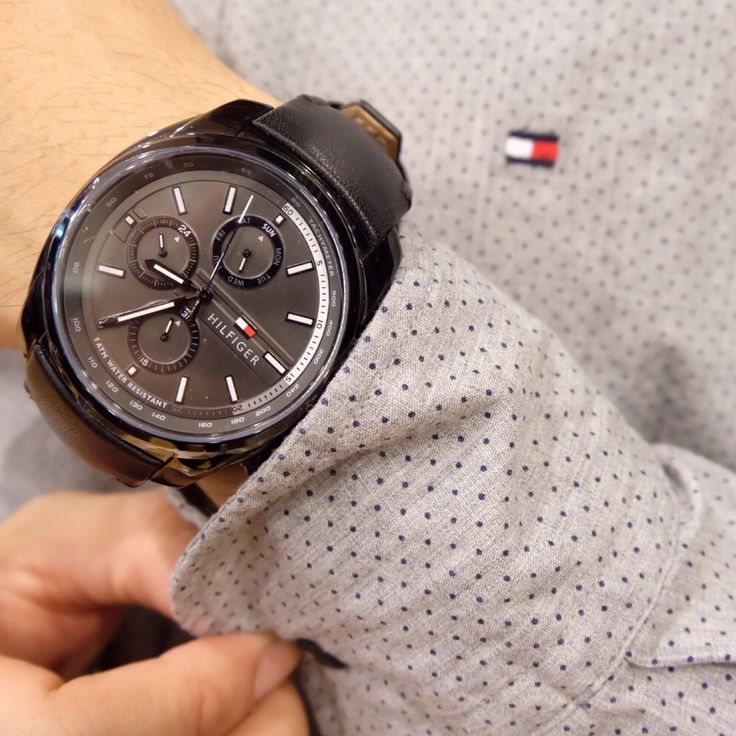Time has a wonderful way of showing us what really matters  Watch by Tommy Hilfiger, TSM GF floor