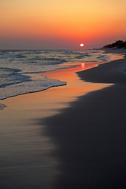 Sunset... #ocean                                                                                                                                                                                 Más