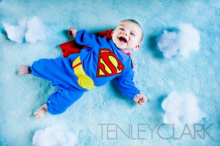 Totally dig these type of shoots for the little ones that can't sit up yet!