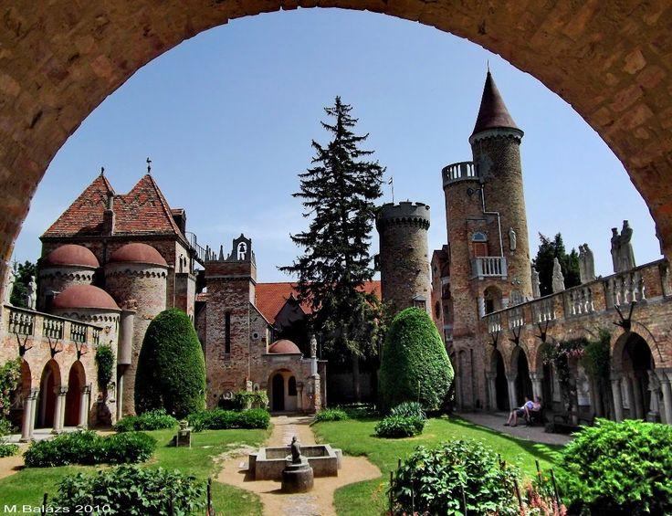 - Bory-vár, Székesfehérvár, Hungary